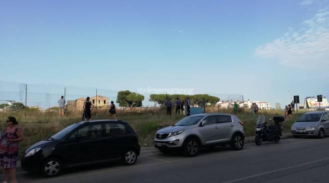 Esercitazione Carabinieri