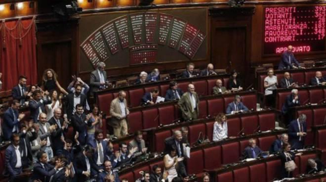 assenteismo parlamento