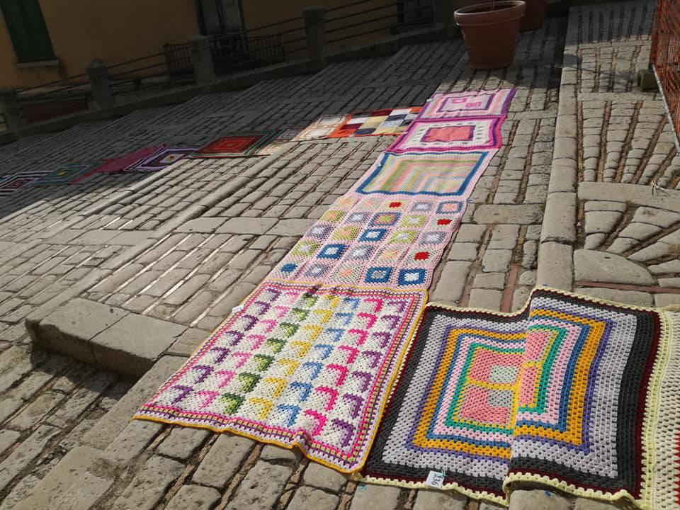 tappeto più lungo del mondo Trivento