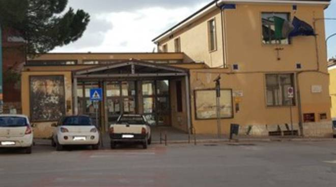 Scuola Francesco D'Ovidio Campobasso