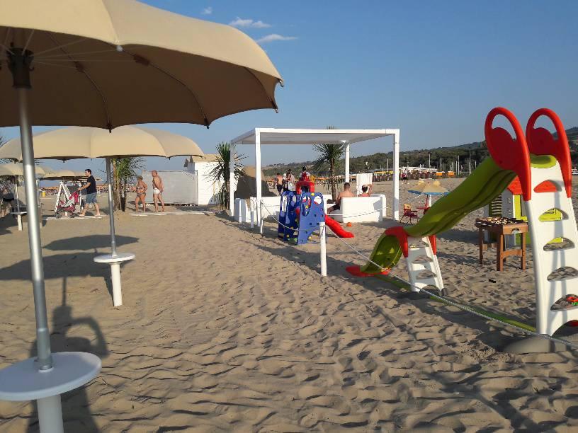 Spiaggia, Lido Eva