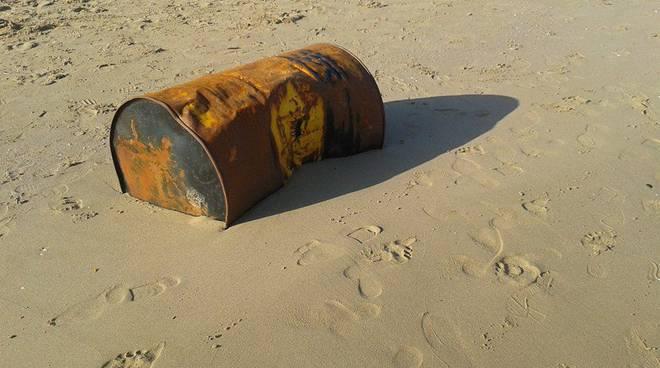 fusto spiaggia