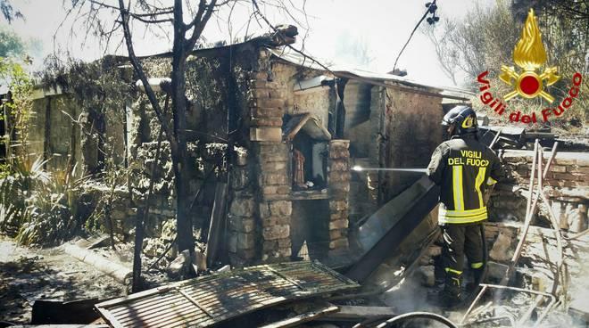 vigili del fuoco Campobasso
