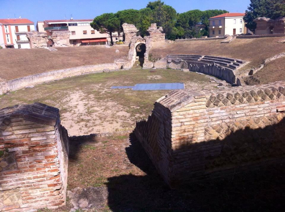 anfiteatro romano larino