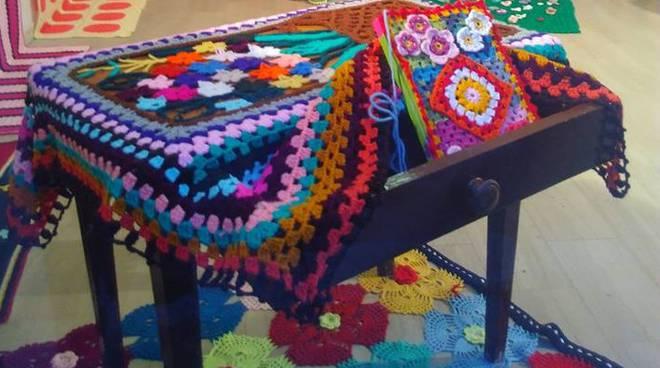 tappeto ad uncinetto Trivento