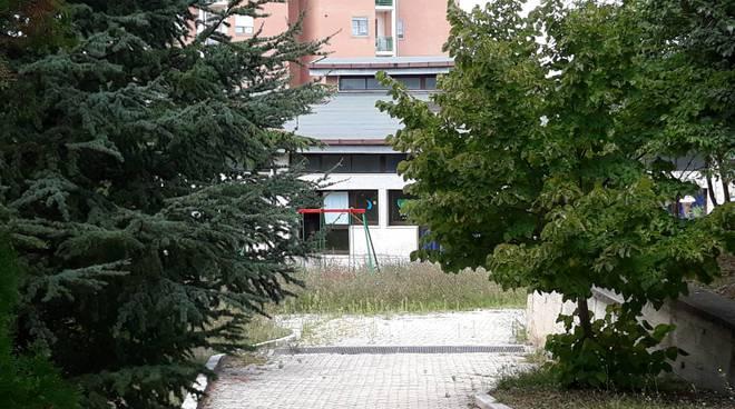 Campobasso asilo scuola via Jezza