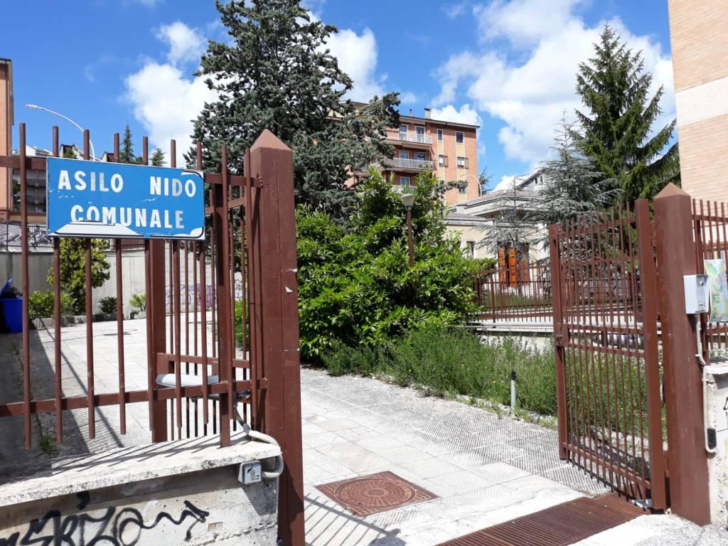 Campobasso asilo di via Verga