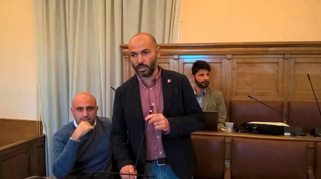 Simone Cretella Movimento 5 Stelle Campobasso