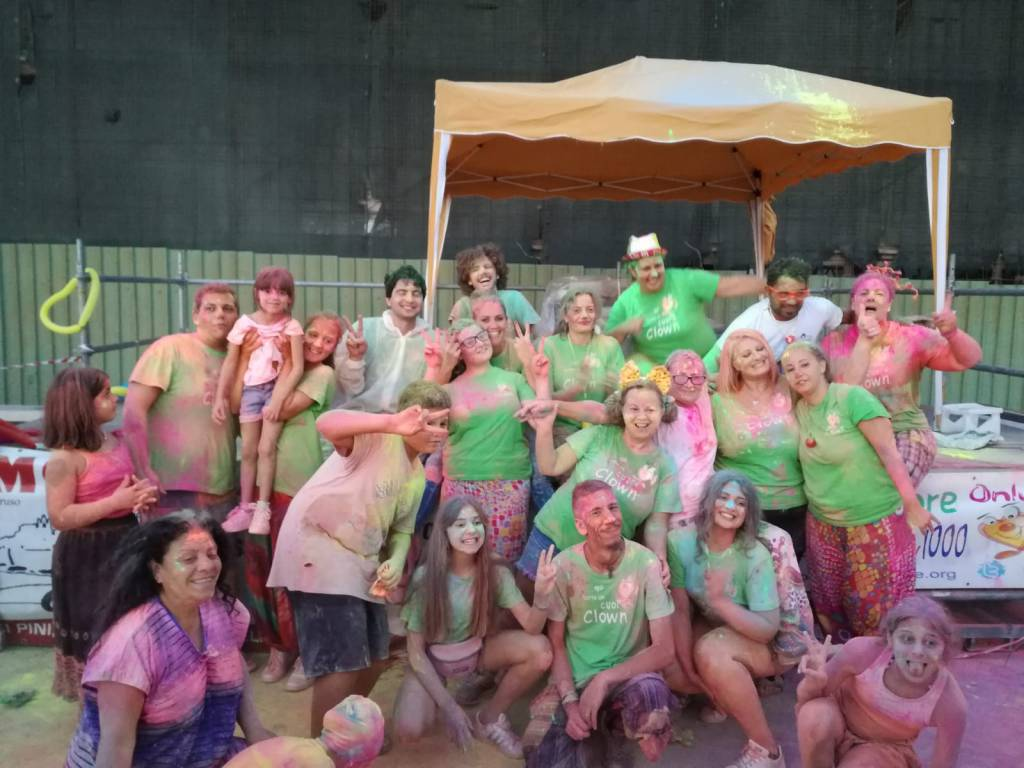 eventocoloriclown