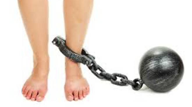 gambe pesanti