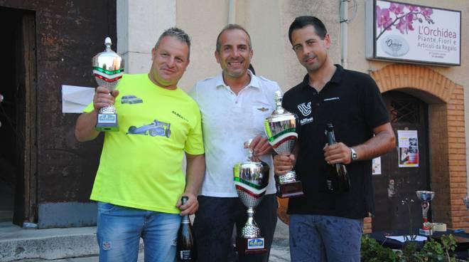 vincitori Slalom san Giuliano del Sannio