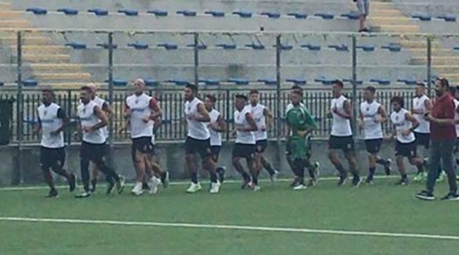 raduno Campobasso calcio