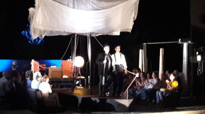 Moby Dick Teatro Verde