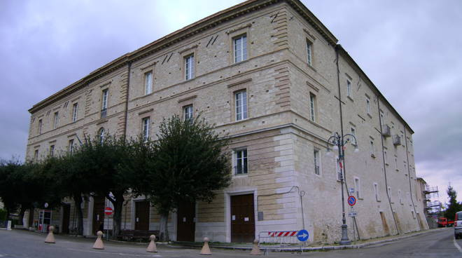 palazzo ducale larino