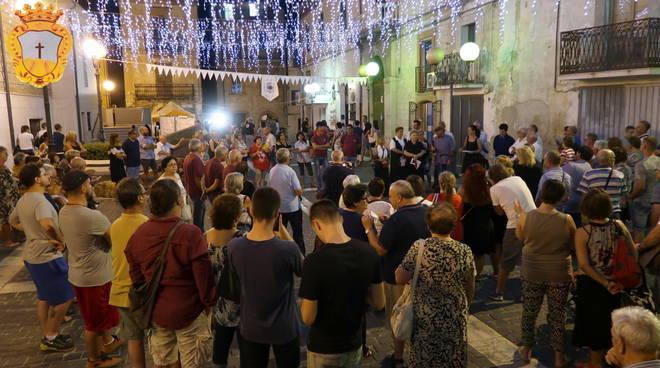 Notte nel Borgo Antico Montenero