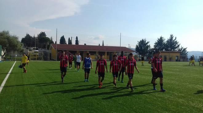 amichevole Campobasso calcio