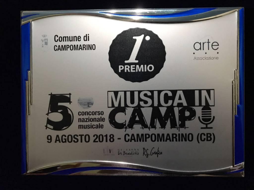 premio musica in campo