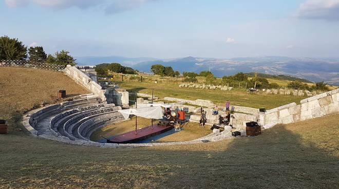 Pietrabbondante - Teatro sannitico