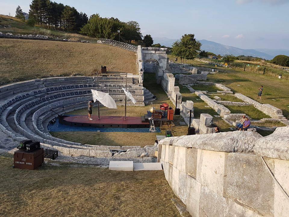 Teatro sannitico, pietrabbondante