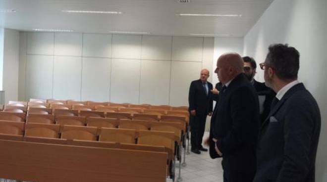 aule Università Don Milani Campobasso