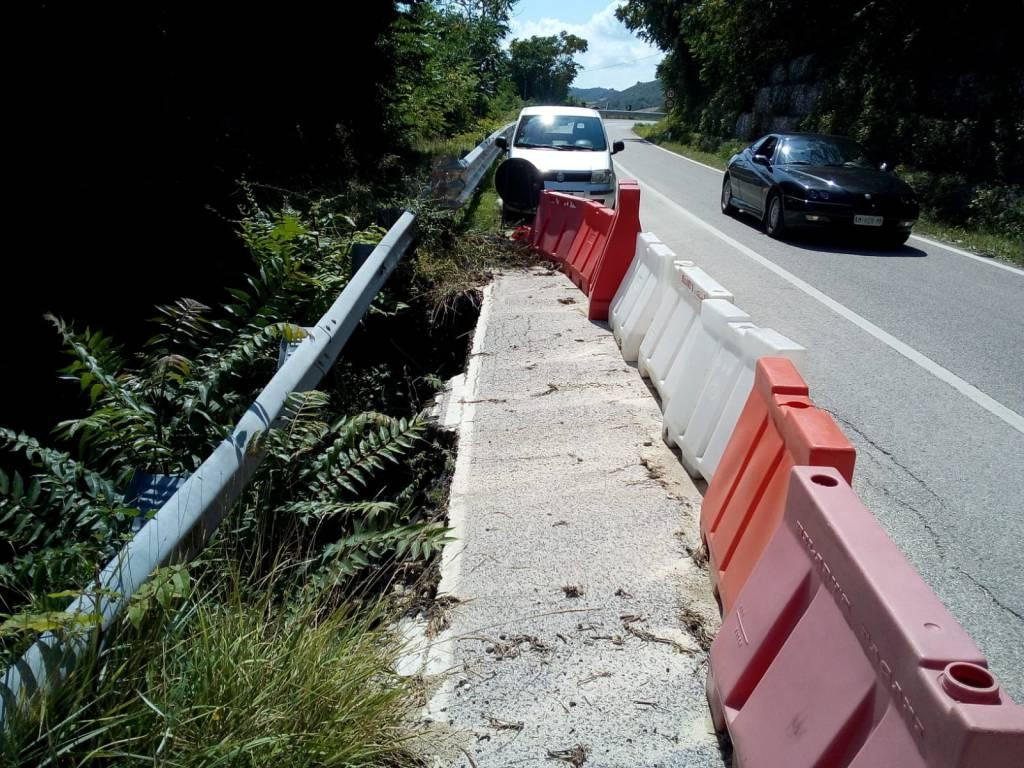 strada Creta Rossa Larino