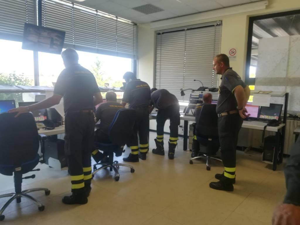 comando vigili del fuoco