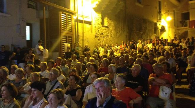 Serata vernacolo Largo Tornola