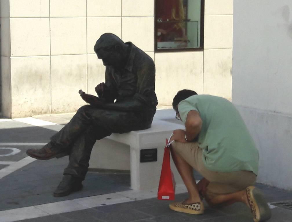 Statua Jacovitti