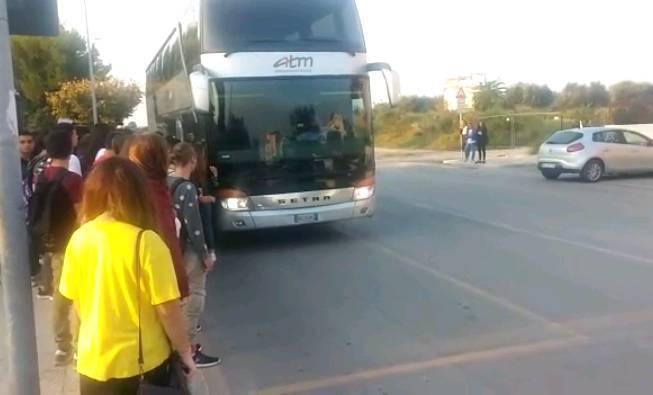 Atm autobus a 2 piani