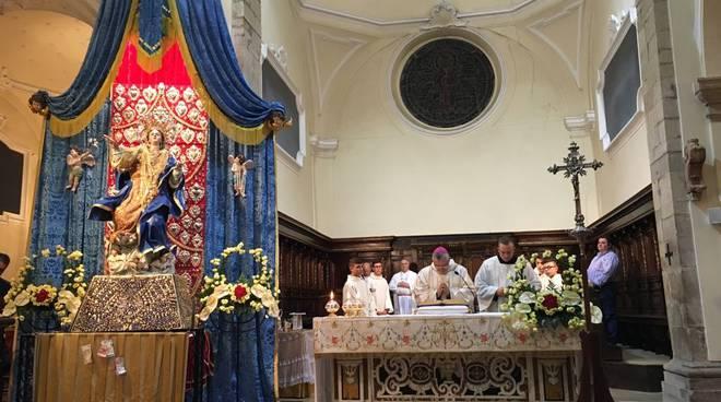 Madonna Salute Castelmauro