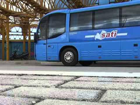 autobus Sati Terminal