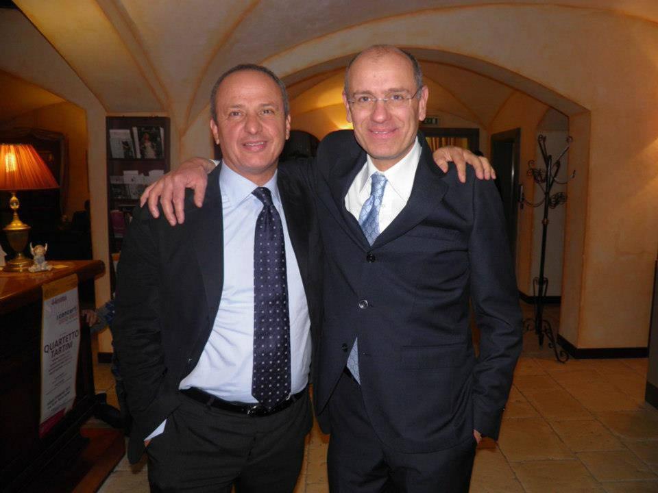 Fausto Parente e Mario Pietracupa