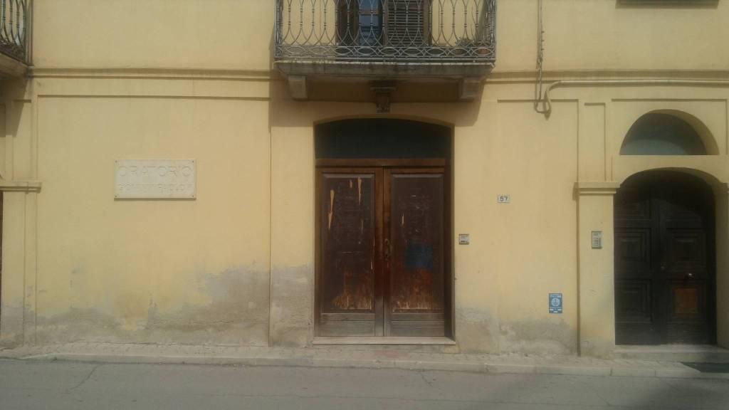 oratorio scuola portocannone