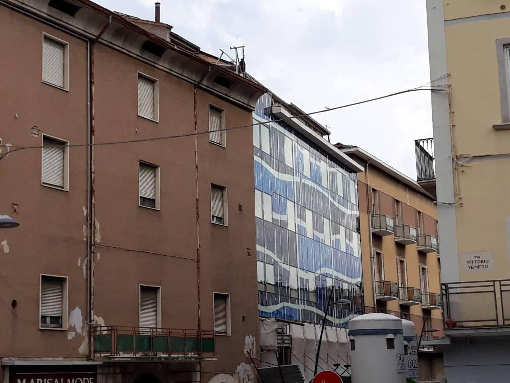Il palazzo più bello del mondo via Mazzini CondoArt
