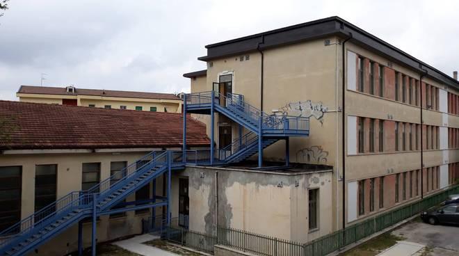 Retro scuola D'Ovidio Campobasso 2