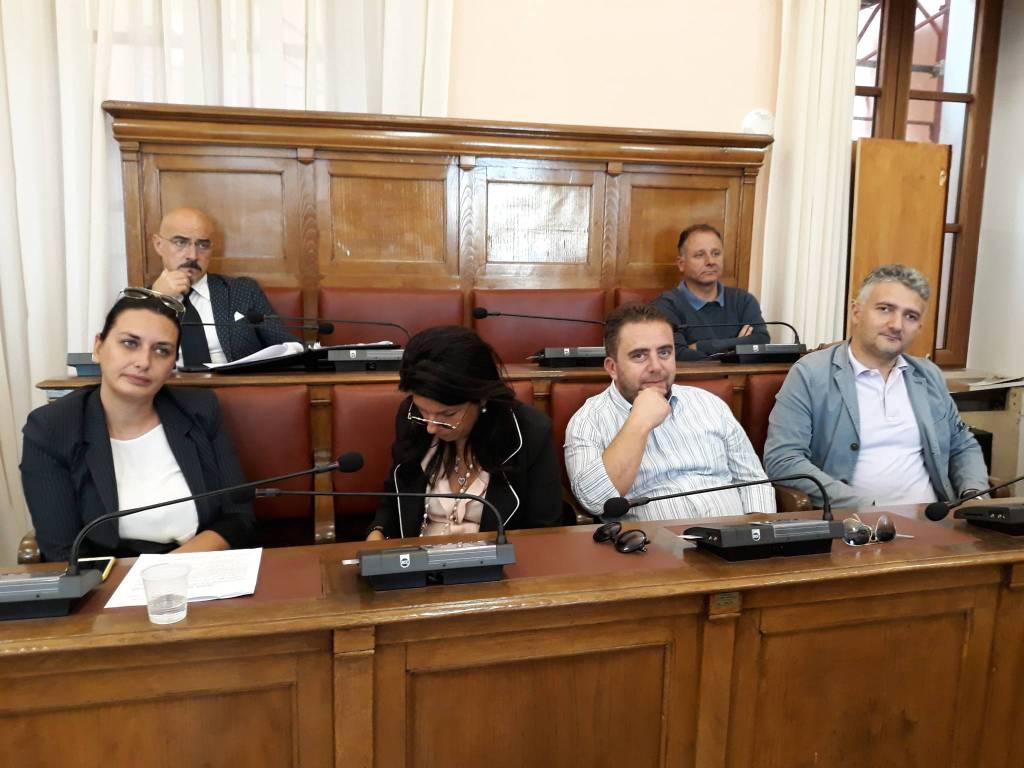 Comune Campobasso coalizione civica e transfughi