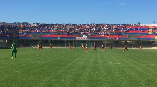 Campobasso calcio Francavilla