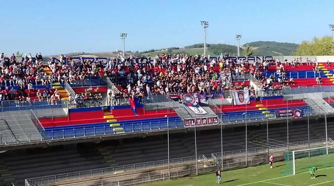 Curva Campobasso calcio