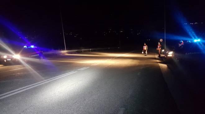 Carabinieri Isernia controlli notte