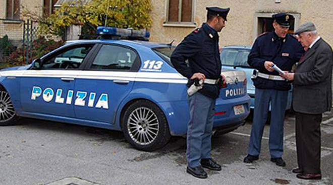 polizia anziani