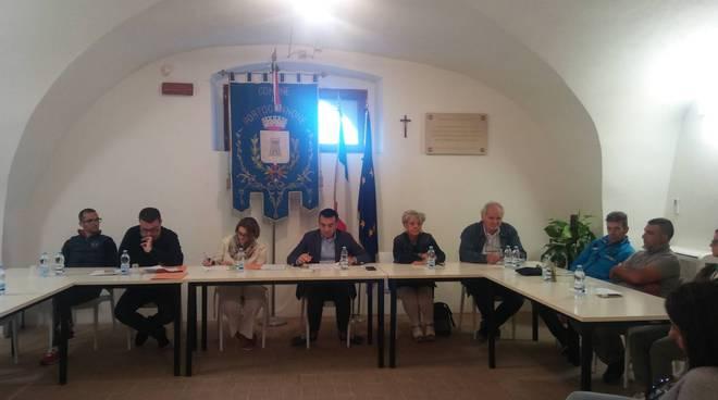 consiglio comunale portocannone