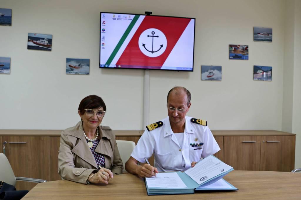 Protocollo Alberghiero Capitaneria porto