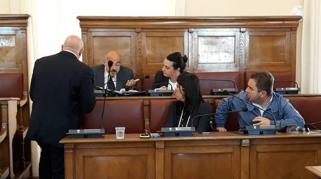 lite in Consiglio comunale Campobasso