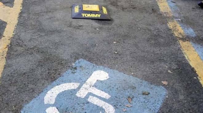 sistema parcheggio disabili Campobasso