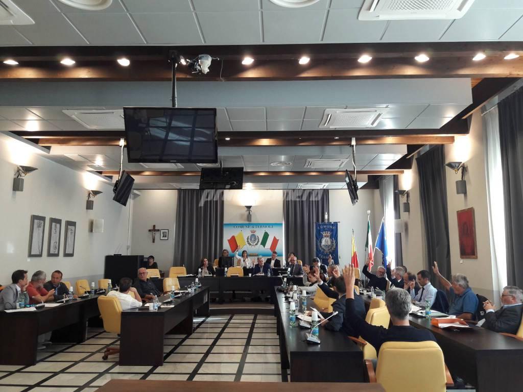Consiglio comunale Termoli