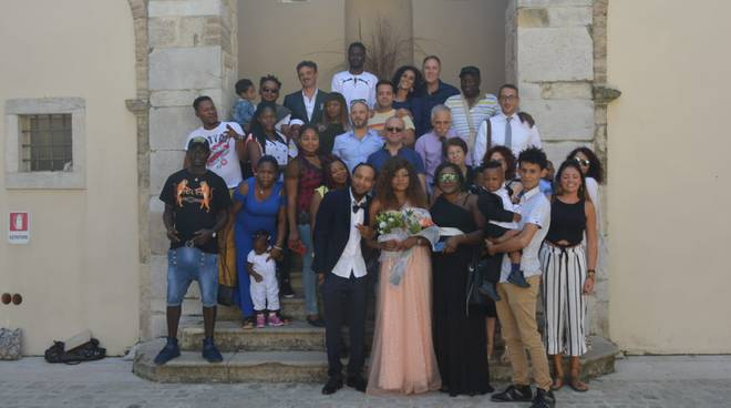 matrimonio multietnico