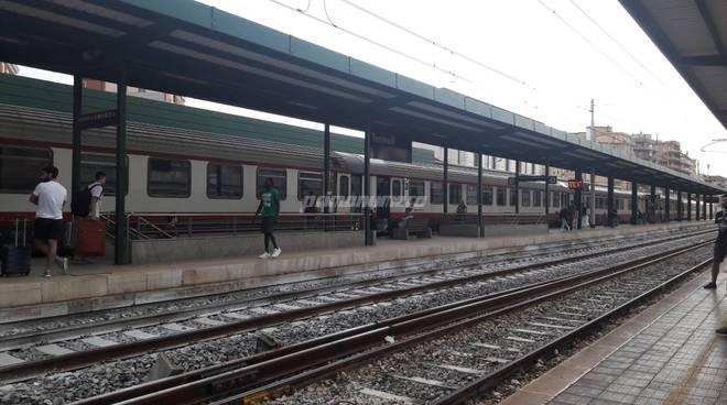 Stazione e treni