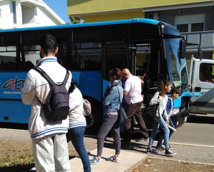 Autobus fiat petacciato