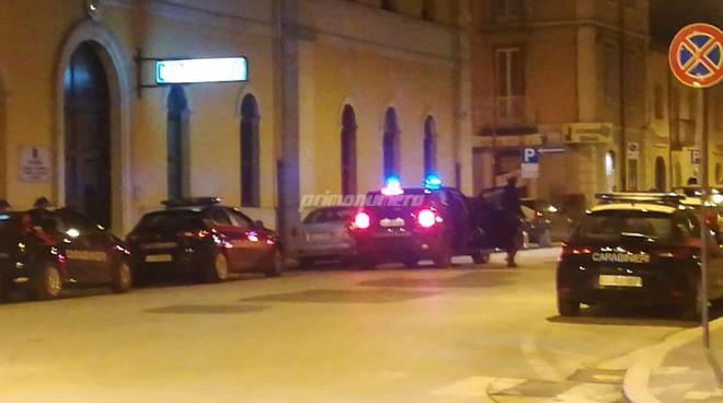 Blitz antidroga carabinieri