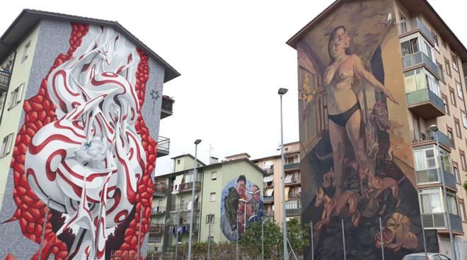 I Piu Bei Murales.Campobasso Capitale Della Street Art Dopo San Giovanni Murales Con
